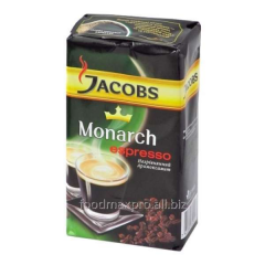 Ground coffee Jacobs Monarch Espresso 250 of