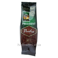 Ground coffee Paulig President 75 of