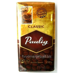 Ground coffee Paulig Classic of 250 g