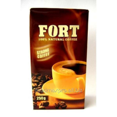Ground coffee vacuum-packed Elite Fort of 250 g