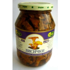 Chanterelles Charm marinated 480 g