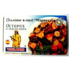 Octopus of Vigilante in marinade 115g