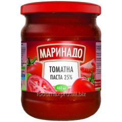 Marinado's paste of tomato 25% 500 g