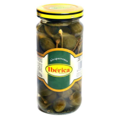 Fruits of Iberica of capers 250 of ml