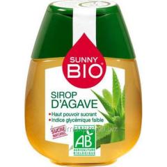 Agave Sunny Bio syrup organik of 250 g