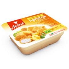 Nagetsa Legko! with cheese a tray of 450 g