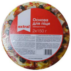 Basis for Extra pizza! frozen 300 g