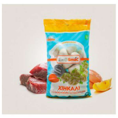 SmaCom khinkali with beef and chicken meat 900 of