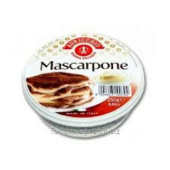 Auricchio cheese of Mascarpone of 80% of box/pier