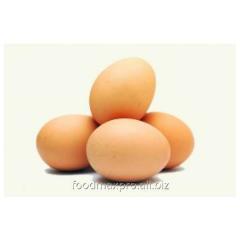 Desyatochk's eggs of 10 Fresh C1 eggs