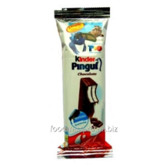 Biscuit of Kinder Pingui 30 of