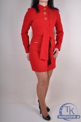 Пальто женское кашемировое демисезонное BOGIRA