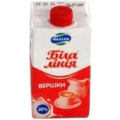 B_l's cream l_n_ya 20% of t / 200 g