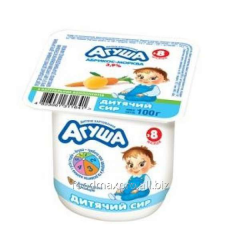 Agush's cottage cheese children's