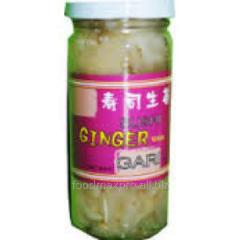 Yumart ginger of white marinated 210 g