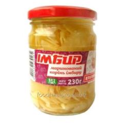 Katana ginger marinated white hurdles 230 g