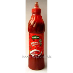 Derbi Chile ketchup of tomato 830 g