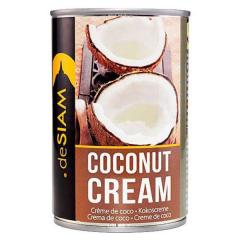 DeSiam cream of coconut Thai 165 ml