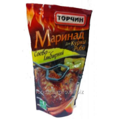 Marinade Torchin product of soy and ginger 175 g