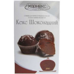 Mix for cakes of Korneks Cake of chocolate 400 g