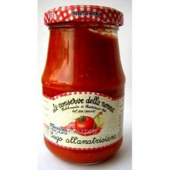 Amatriciana Della Nonna 190 sauce of