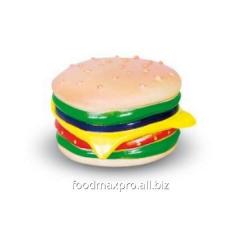Hamburger of 8 cm of 1220 Topsi of piece