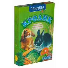 Forage for rabbits the Nature of 500 g