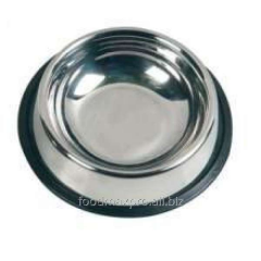 Bowl for cats with elastic bands of 0,25l 7002