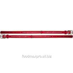 Collar 27-36 pastes of red 33874 Topsi of piece
