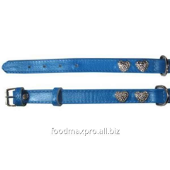 Collar for dogs of Topsi C hearts of 420*20mm