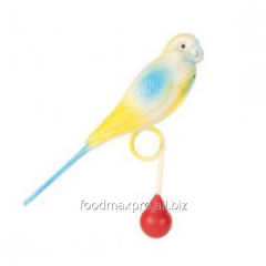 Parrot with piece Trixie 12,5sm freigh