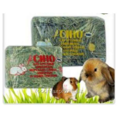 Hay for rodents the Nature of 300 g