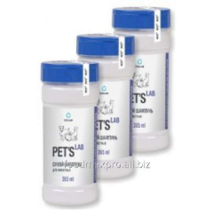 Pets Lab shampoo for dogs/cats/rodents of dry 365