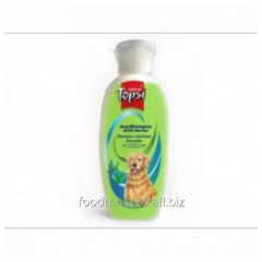 Shampoo for dogs of Topsi with herbs of 200 ml