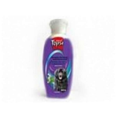 Shampoo for chernosherstny dogs of Topsi 200 of ml