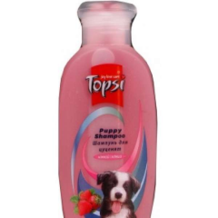 Shampoo for puppies of Topsi 200 of ml