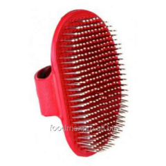 Brush for animal Trixie with balls of 7*12sm 2330