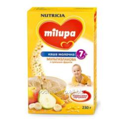 Nestle porridge rice with raspberry of dairy 230 g