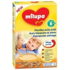 Milupa porridge of dairy 230 g