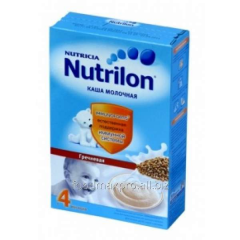 Buckwheat cereal Nutrilon of dairy 225 g