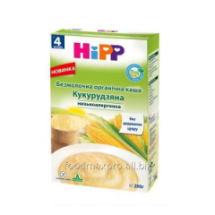 Porridge corn Hipp of nonmilk organic 200 g