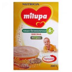 Milupa porridge of nonmilk 200 g