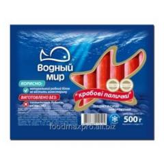 Crabsticks Water world of 500 g
