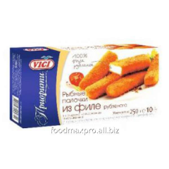 Sticks fish Vici from chopped fillet 250 of