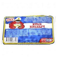 Crabsticks Vici Crab of Krabych 1000 of