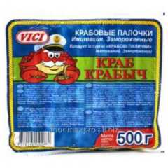 Crabsticks Vici Crab of Krabych 500 of