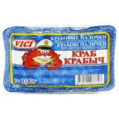 Krab-Krabych crabsticks 100 of