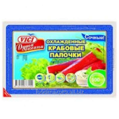 The Vici crabsticks the cooled 100 g