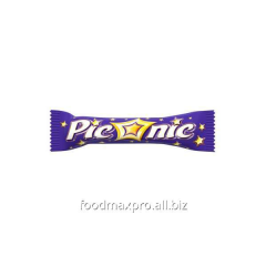 Bar of Picnic of Chocolate 38 g