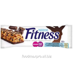 Nestle Fitness bar with whole cereals and